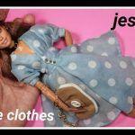 DIY Vestido elegante para Barbie