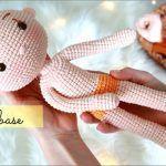 Cuerpo Base para muñecos amigurumi