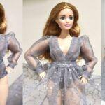 Body con maxifalda para Barbie DIY y patrón