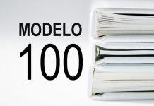 rellenar modelo 100