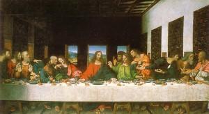 la ultima cena de leonardo da vinci e1348169046449 300x164 Nuevos datos sobre el posible matrimonio de Jesús