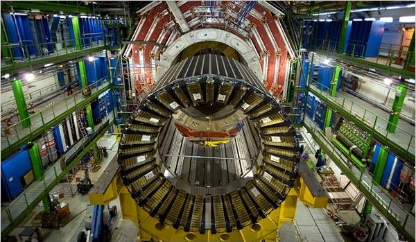 El Gran Colisionador de Hadrones e1354858838143 El experimento del Gran Colisionador de Hadrones el 21 de diciembre de 2012