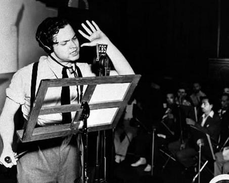 """Orson Welles - """"La guerre des mondes"""", expérience sociologique?"""