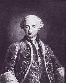Le Comte de Saint Germain - Saint-Germain, Le Comte Immortel