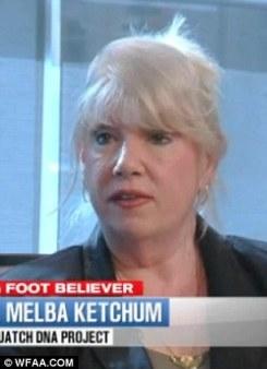 Dra Melba Ketchum La ciencia demuestra que el Bigfoot existe