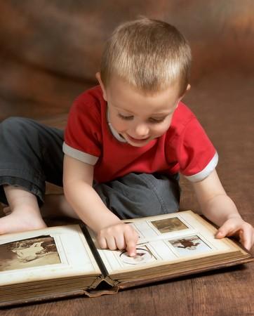 Reincarnation Child - Sam, le garçon qui s'est avéré être la réincarnation de son grand-père