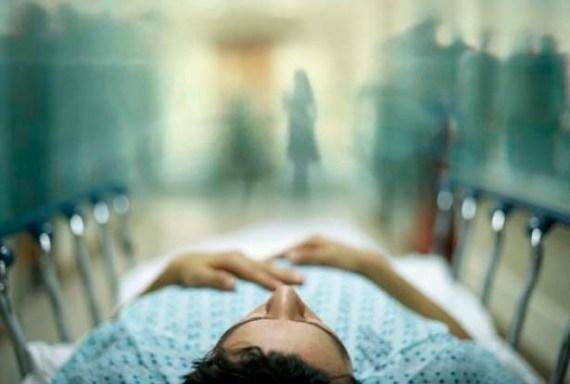 visiones fantasmales momento muerte Visiones fantasmales en el momento de la muerte