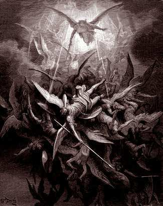 angeles caidos ¿Existen los ángeles?