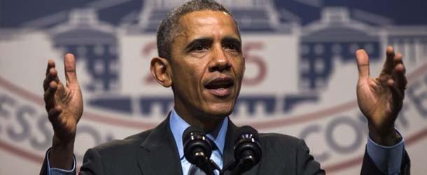 Barack Obama admite que extraterrestres controlan el gobierno de los Estados Unidos