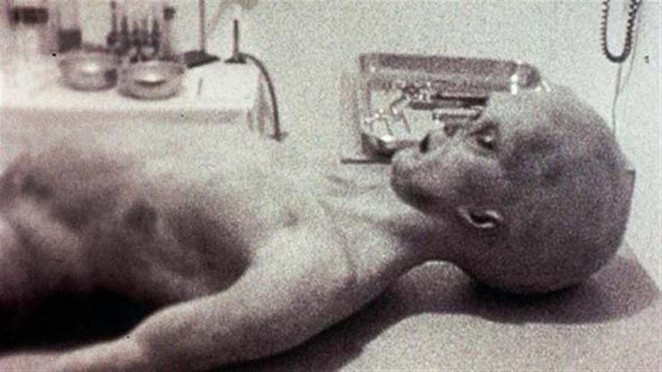 sheriff reveals what he saw in the Roswell UFO incident