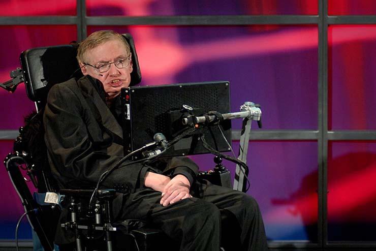 hawking hologram - La dernière théorie de Stephen Hawking : notre réalité est un hologramme