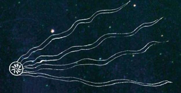 nibiru en tapices medievales - Científicos aseguran haber encontrado evidencias de la existencia de Nibiru en tapices medievales