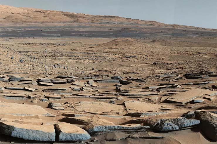 nasa extraterrestrial life on Mars - NASA reveals that there was extraterrestrial life on Mars