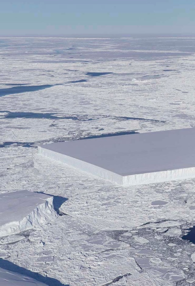 rectangular iceberg nasa - NASA publishes the image of a mysterious perfectly rectangular iceberg mysterious perfectly rectangular iceberg