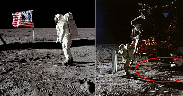 Stanley Kubrick False Moon Arrival - Film director claims to have proof that Stanley Kubrick shot the fake arrival to the Moon