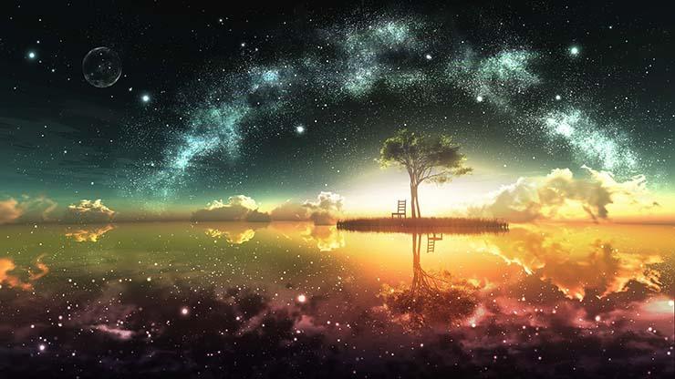 voyager dans des endroits réels à travers les rêves - Voyage dans des endroits réels à travers les rêves