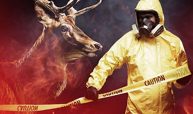 zombie virus human animal - Scientists warn that a zombie virus of animal origin is spreading to humans