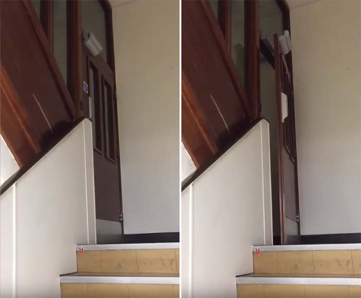 Phénomènes paranormaux à l'hôpital - Des infirmières britanniques rapportent des phénomènes paranormaux dans un hôpital et ont une vidéo pour le prouver