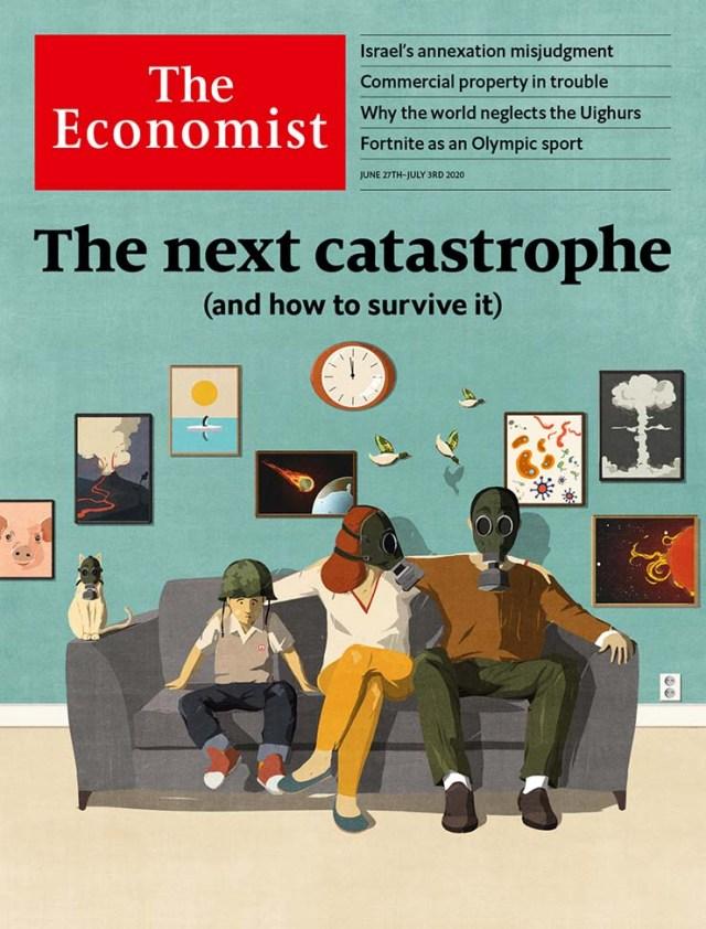 the economist proxima catastrofe - Toda la verdad sobre la siniestra predicción de la portada The Economist: 'La Próxima Catástrofe'