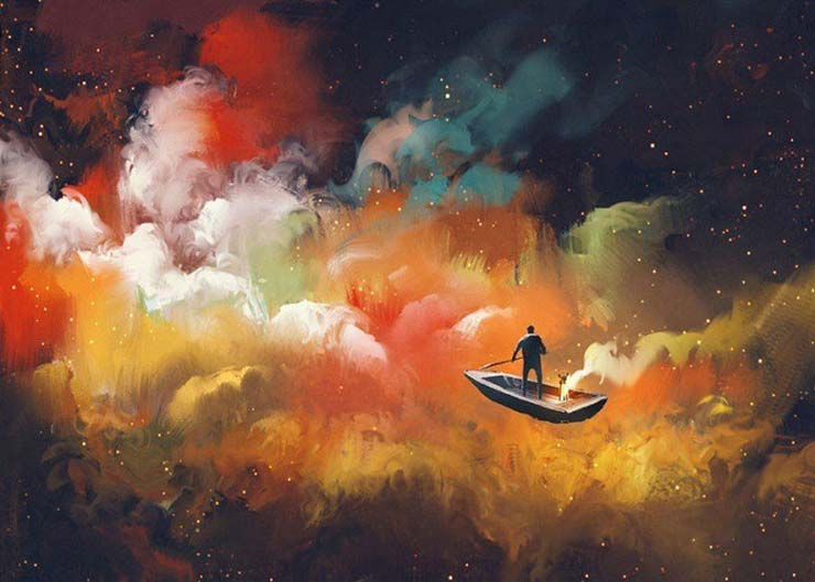 communication de rêve - Les scientifiques parviennent à communiquer en temps réel grâce à des rêves lucides