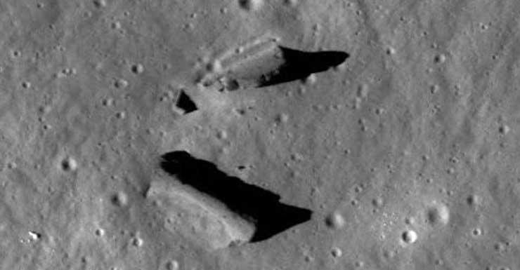 artefacts extraterrestres système solaire - la NASA reconnaît que des artefacts extraterrestres existent dans notre système solaire