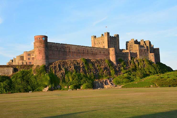 Indiana Jones Haunted Castle - Le nouveau film d'Indiana Jones est tourné dans le château le plus hanté du Royaume-Uni
