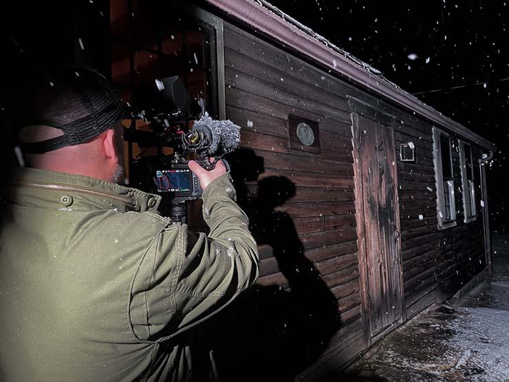 documentaire casa the conjuring - Ils enregistrent un documentaire dans la maison royale de 'The Conjuring' et maintenant l'équipe est traumatisée