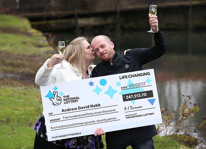 Lottery Curse - La malédiction de la loterie fait une nouvelle victime : un gagnant de l'EuroMillions décède dans des circonstances mystérieuses