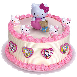 Hello Kitty Blog Tortas De Cumplea 241 Os
