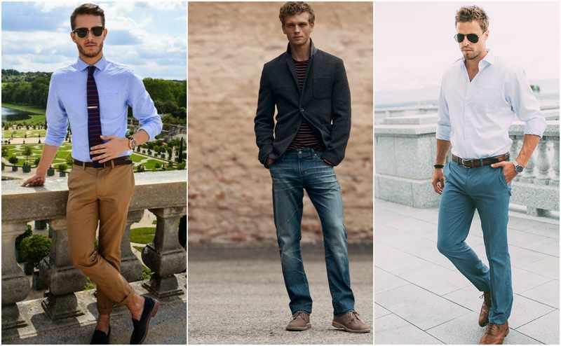 estilo casual hombre 40 años