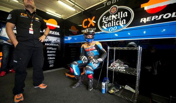 Monlau Team 2012 - Brno GP