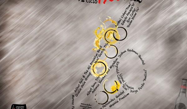 Cartel Ciclo 1906 de Jazz