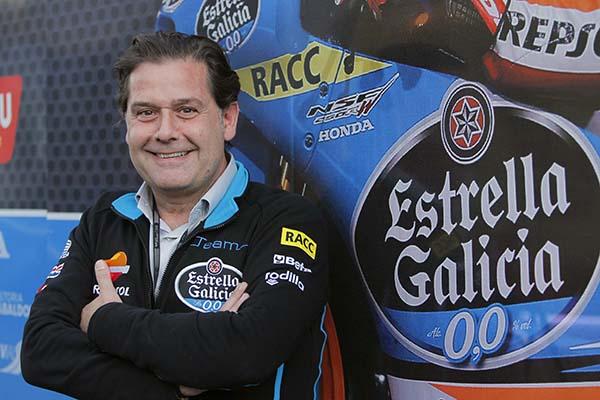 Ignacio Rivera, CEO de Hijos de Rivera SAU