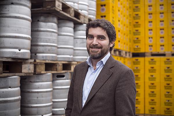 Jesús Argüelles, Director de Logística de Hijos de Rivera S.A.U.