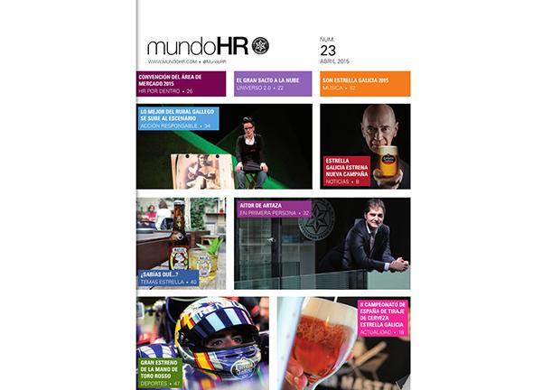 Revista MundoHR, Número 23