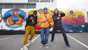 Grafiti Fabrica Estrella Galicia_1