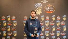 Alberto Corbacho Jugador Estrella Galicia - enero