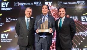 Ignacio Rivera - Emprendedor del Año 2017