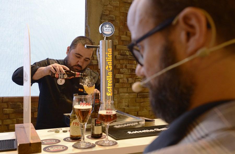 David Tena, Campeón Final Internacional Titraje de Cerveza