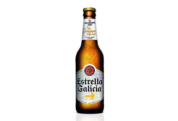 Estrella Galicia Camino de Santiago