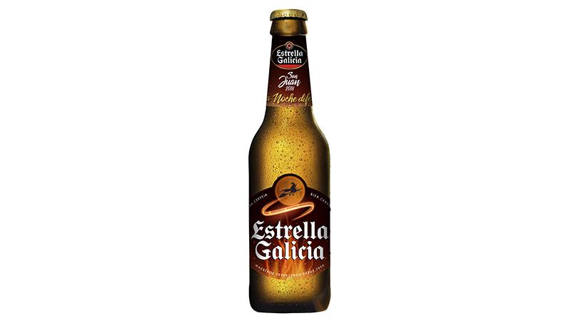 Edición especial de Estrella Galicia para el San Juan 2018
