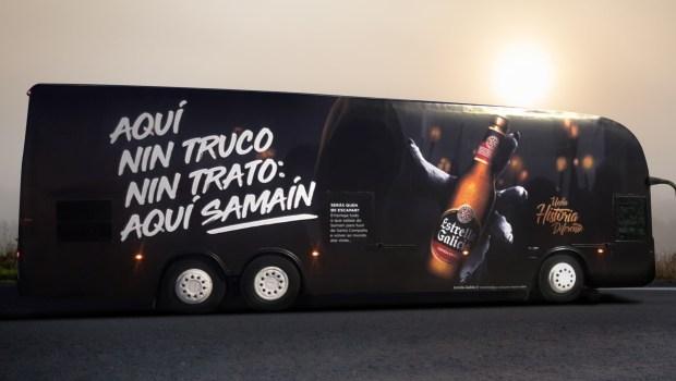 Campaña Estrella Galicia Samaín