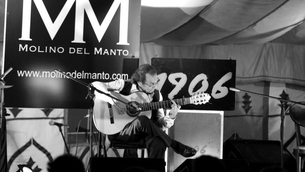 las V Jornadas 1906 de la Guitarra Española en el Molino del Manto
