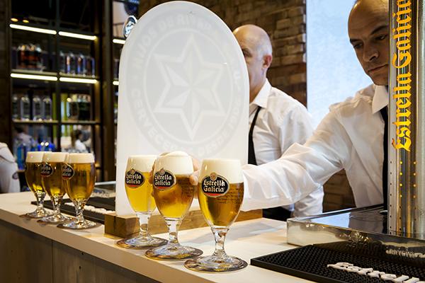 Campeonato de Tiraje de Cerveza Estrella Galicia