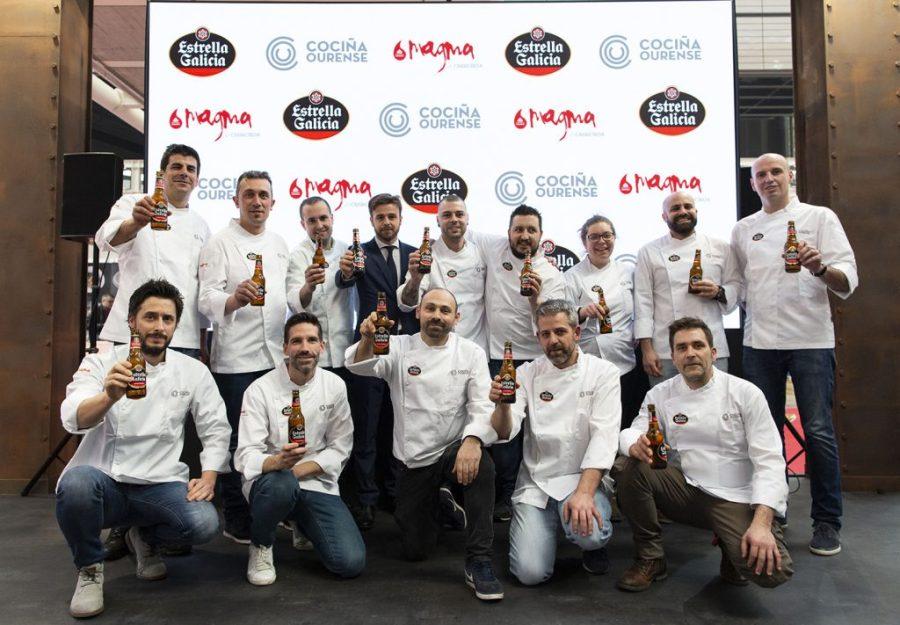 Hijos de Rivera y Cociña Ourense unen fuerzas