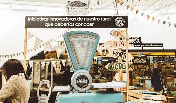 Mercado de la Cosecha en el Forum Gastronómico