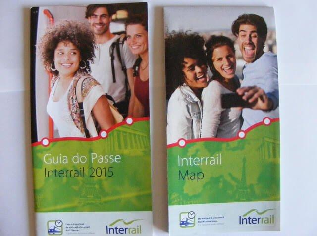 InterRail: Os Passes