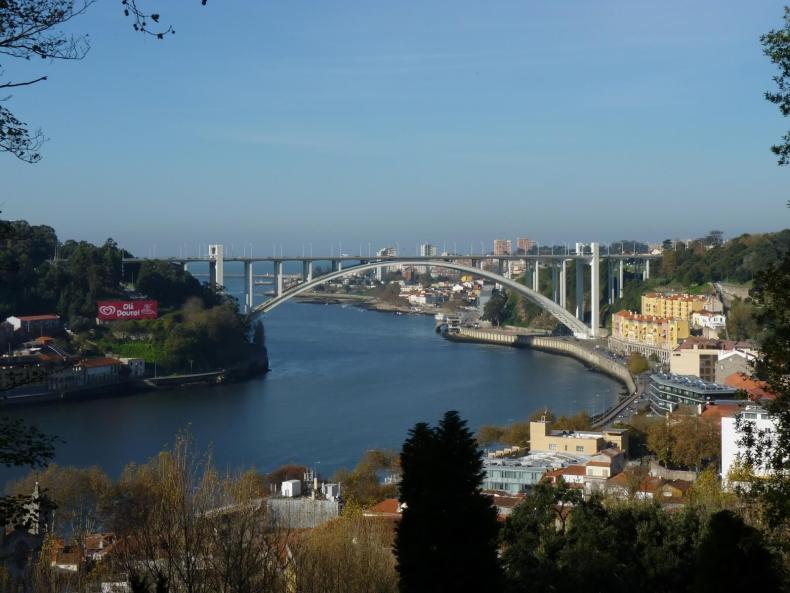 Palácio de Cristal Porto Vista 01 Portugal Mundo Indefinido