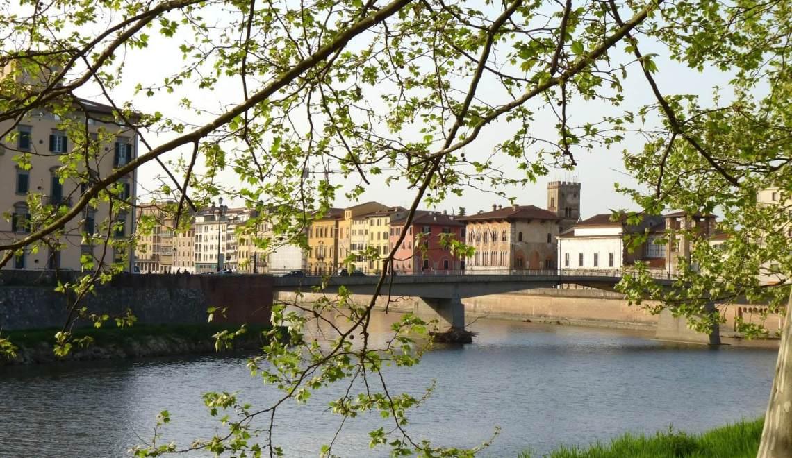 Pisa Itália Mundo Indefinido