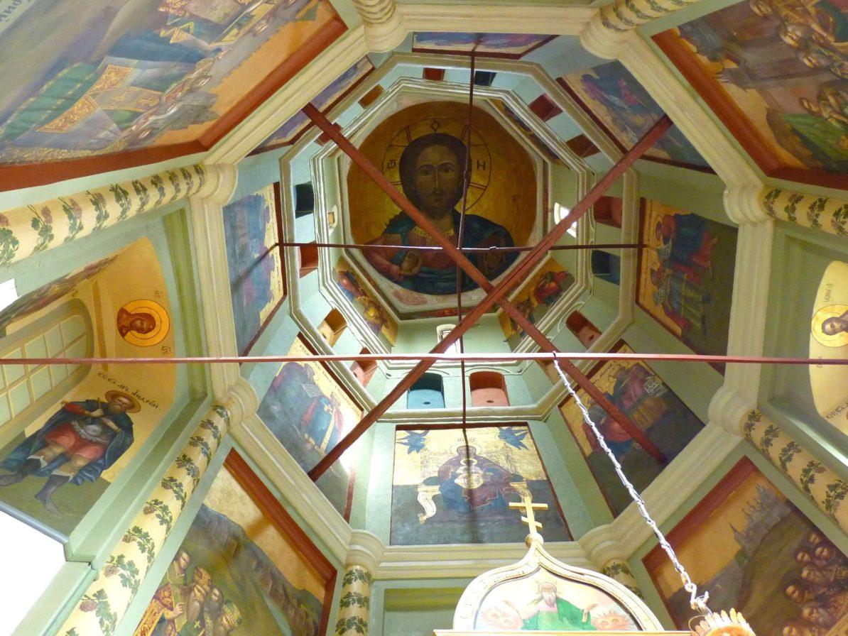 Catedral de São Basílio interior 06 Moscovo Rússia Mundo Indefinido